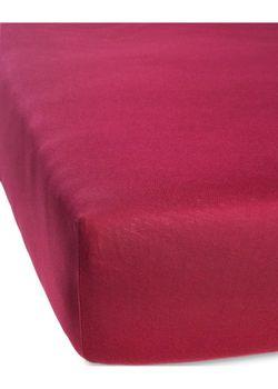 Простыня-Чехол Модал bonprix                                                                                                              красный цвет