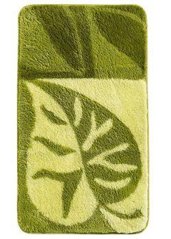 Коврик Для Ванной Лиф bonprix                                                                                                              зелёный цвет