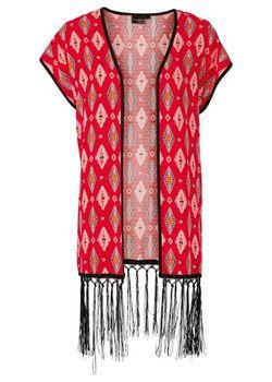 Кимоно bonprix                                                                                                              красный цвет