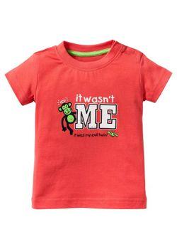 Мода Для Малышей Футболка Из Биохлопка 2 bonprix                                                                                                              зелёный цвет