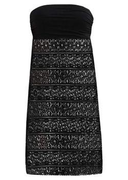 Пляжное Платье bonprix                                                                                                              черный цвет