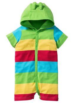 Мода Для Малышей Комбинезон Из Биохлопка С bonprix                                                                                                              Яркая Гусеница цвет