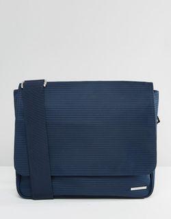 Сумка Почтальона Темно-Синий Esprit                                                                                                              синий цвет