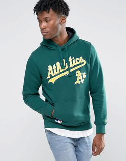 Худи Oakland Athletics Зеленый New Era                                                                                                              None цвет