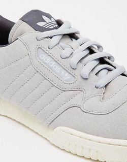 Кроссовки Powerphase Og adidas Originals                                                                                                              серый цвет