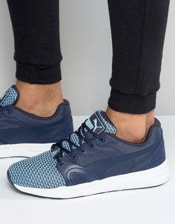 Кроссовки Xts Синий Puma                                                                                                              синий цвет