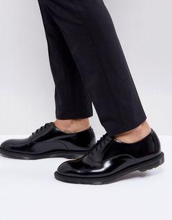 Оксфордские Туфли Dr Martens Henley Черный Dr. Martens                                                                                                              чёрный цвет
