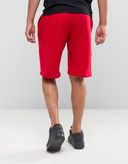 Красные Шорты Nike 824020-687 Jordan                                                                                                              красный цвет