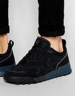 Кроссовки Air Odyssey Envision 806975-001 Черный Nike                                                                                                              черный цвет
