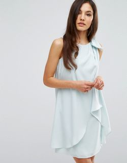 Платье С Бантом Lydia Мятный Coast                                                                                                              Мятный цвет