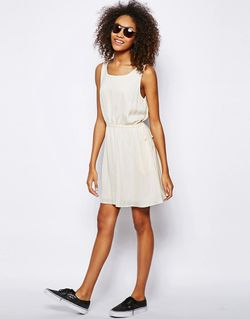 Satin Dress Monki                                                                                                              None цвет