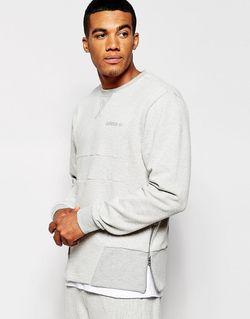 Modern Sweatshirt Ab7624 adidas Originals                                                                                                              серый цвет