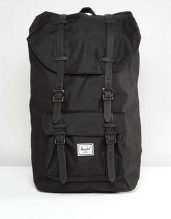 Черный Рюкзак Herschel Supply Co Little America Herschel Supply Co.                                                                                                              чёрный цвет