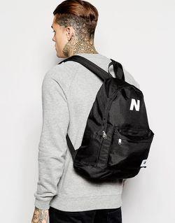 Рюкзак Mellow New Balance                                                                                                              чёрный цвет