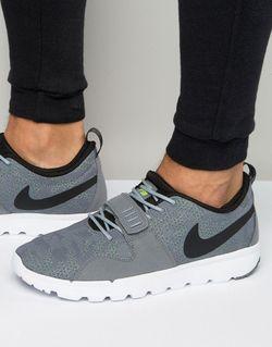 Серые Кроссовки Trainerendor 616575-007 Серый Nike SB                                                                                                              серый цвет