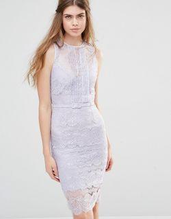 Платье Сиреневый Body Frock                                                                                                              фиолетовый цвет