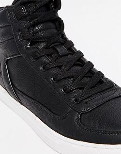 Черные Высокие Кроссовки Asos                                                                                                              чёрный цвет