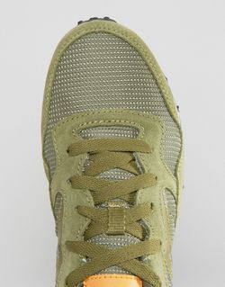 Кроссовки Dxn S70124-52 Saucony                                                                                                              зелёный цвет