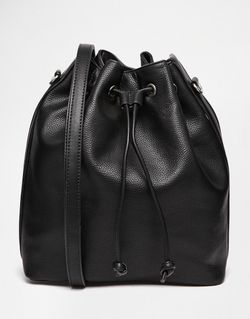 Рюкзак Со Шнурком Rossini Черный Fiorelli                                                                                                              чёрный цвет