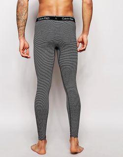 Meggings Calvin Klein                                                                                                              чёрный цвет