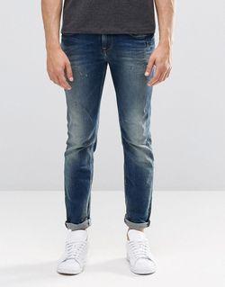 Прямые Выбеленные Джинсы Pepe Kingston N56 Sanfore Pepe Jeans                                                                                                              Sanfore Twist цвет