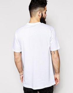 Футболка Со Слоганом Use One Hamnett                                                                                                              Белый цвет