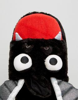Слиперы В Виде Летучих Мышей Nightmare Halloween Asos                                                                                                              None цвет