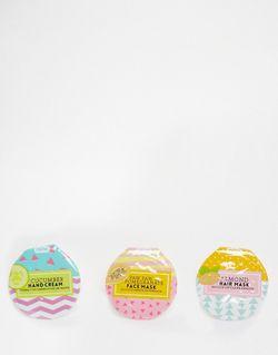 Набор Из Трех Косметических Питательных Средств Одноразового Beauty Extras                                                                                                              Trio цвет