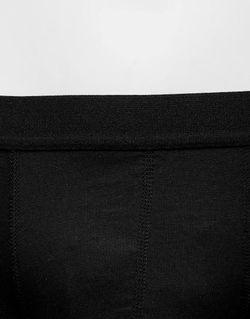 Комплект Из 7 Трусов-Хипстеров Из Эластичного Хлопка Asos                                                                                                              Черный цвет