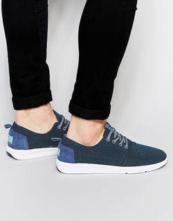 Кроссовки Del Rey Темно-Синий Toms                                                                                                              синий цвет