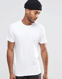 Премиум-Футболка Белый Jack & Jones                                                                                                              белый цвет