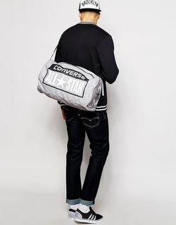 Сумка Дафл Legacy Converse                                                                                                              серый цвет