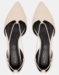 Телесные Туфли На Плоской Подошве Colyn Aldo                                                                                                              Телесный цвет