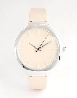 Oversize-Часы New Look                                                                                                              Телесный цвет
