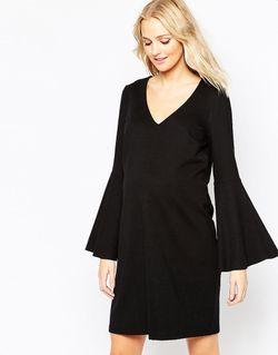 Цельнокройное Платье Из Ткани Понте Для Беременных ASOS Maternity                                                                                                              None цвет