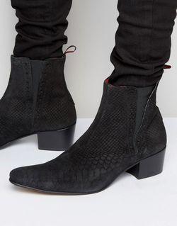 Замшевые Ботинки Челси Murphy Черный Jeffery west                                                                                                              чёрный цвет