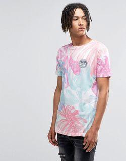 Футболка Розовый Friend or Faux                                                                                                              розовый цвет