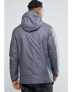 Серая Куртка С Капюшоном 806854-021 Серый Nike                                                                                                              None цвет