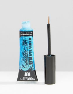 Uv Glitter Me Up Liquid Eyeliner Конфетно-Розовый PaintGlow                                                                                                              None цвет