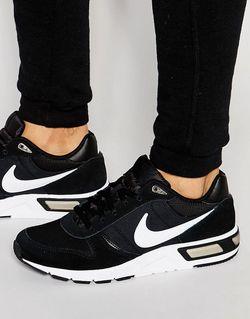 Кроссовки Nightgazer 644402-011 Черный Nike                                                                                                              чёрный цвет
