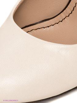 Туфли 1001 miles                                                                                                              Молочный цвет