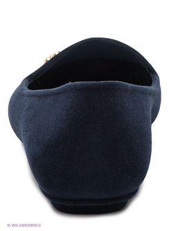 Балетки Mel                                                                                                              синий цвет