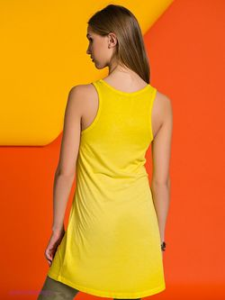Платья Diesel                                                                                                              желтый цвет