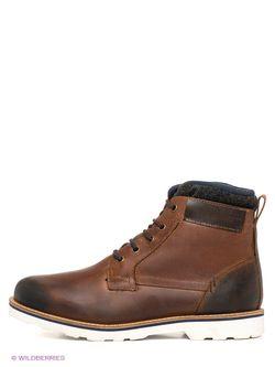 Ботинки s.Oliver                                                                                                              коричневый цвет