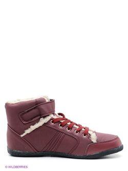 Ботинки Crosby                                                                                                              красный цвет