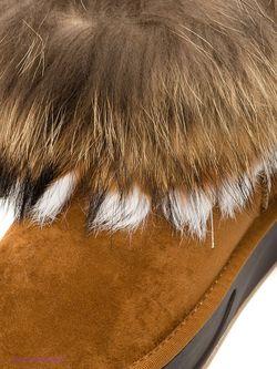 Полусапожки Keddo                                                                                                              коричневый цвет