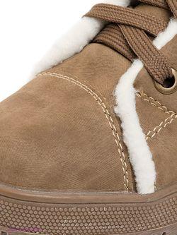Ботинки Keddo                                                                                                              белый цвет