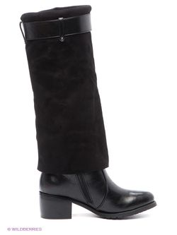 Сапоги J&Elisabeth                                                                                                              черный цвет