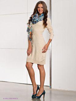 Платья Baon                                                                                                              бежевый цвет