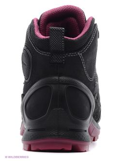 Ботинки Ecco                                                                                                              розовый цвет